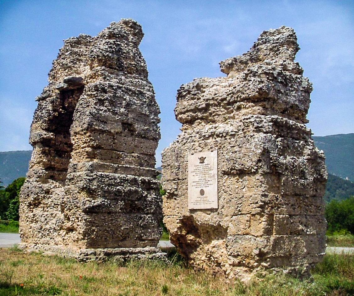 Resti archeologici dell'antica Corfinium