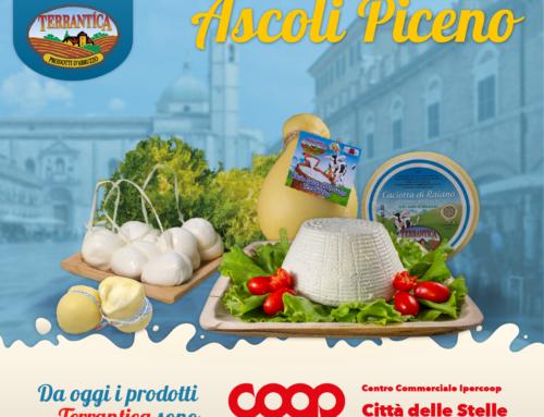 Nuovo punto vendita Terrantica ad Ascoli Piceno