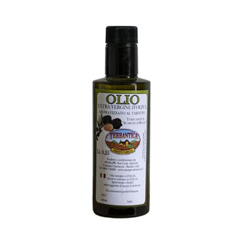Olio extravergine d'oliva al tartufo | Terrantica