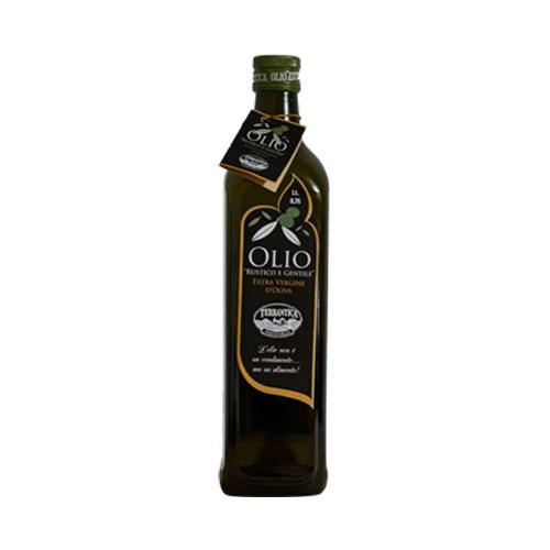 Olio extravergine d'oliva | Terrantica